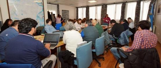 Directores de Escuelas Técnicas recibieron capacitación administrativa