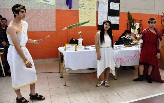 """La Escuela """"Domingo Savio"""" mostró todos sus trabajos"""