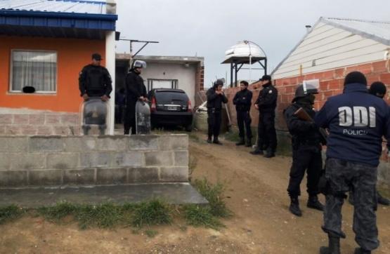 Secuestraron droga en dos allanamientos