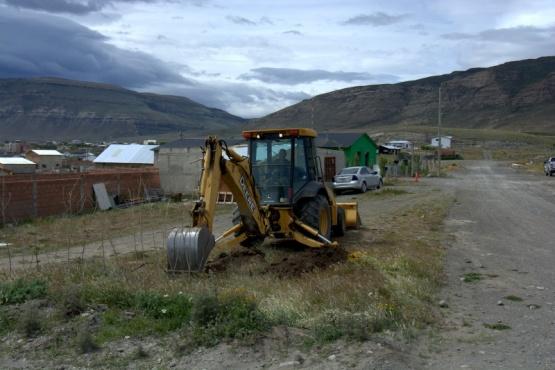 Una obra que brindará agua potable a 180 familias