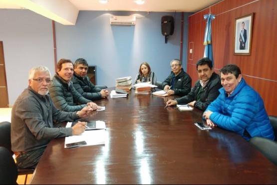Autoridades de YCRT se reunieron con representantes de ANSES