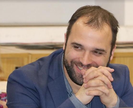 Rodrigo Gojan, Dir. de Educación Técnico Profesional.