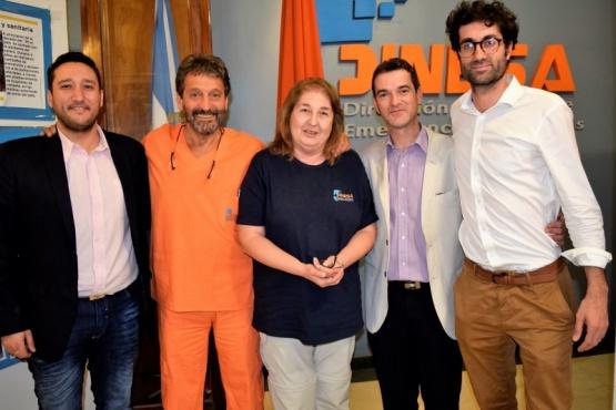 Buscan consolidar la Región Sanitaria Patagonia Sur