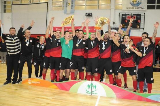 Finalizó el Torneo Copa de Oro Zona Sur de Futbol de Salón