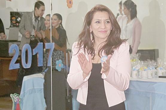 Corina Viacava, directora de la EPD.