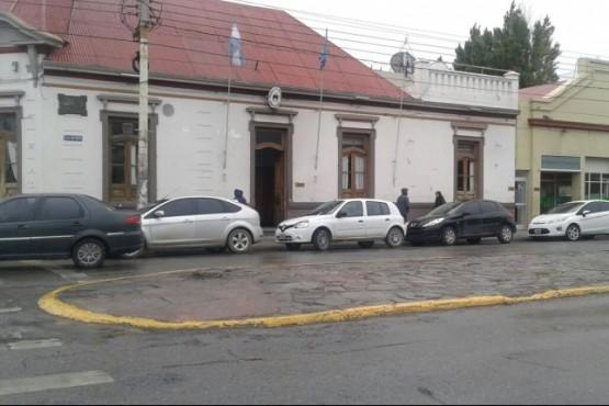 Se levantó el acampe sobre la Avenida San Martín
