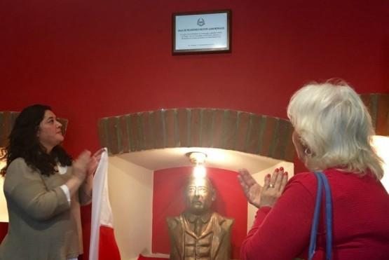 La UCR realizó sentido homenaje a la memoria de Néstor 'Patón' Morales