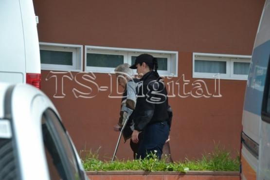 Suegra de Maillo fue atendida en el Hospital