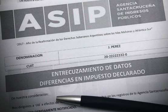 ASIP entrecruzará datos con la AFIP