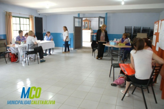 El CIC centenario se trasladó a zona de chacras