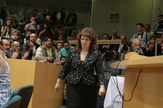 Integrante de UPVM criticó con dureza al Gobierno nacional por la muerte de Nahuel