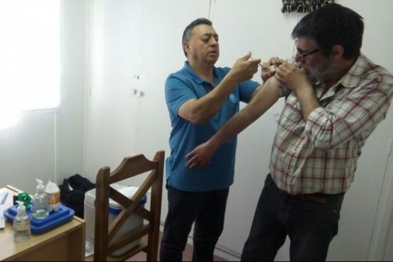 Segunda Jornada de vacunación para personas en situación de calle