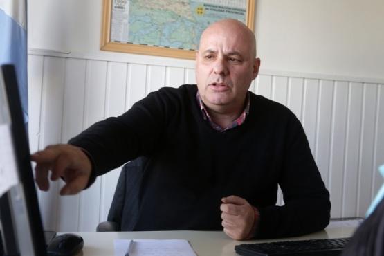 Miguel Dabbraccio, director de Comercio Municipal