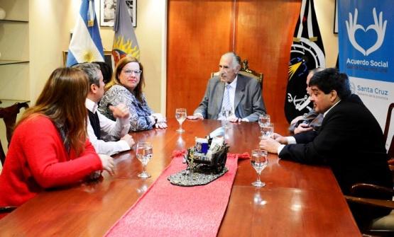 La relación Provincia-Nación: