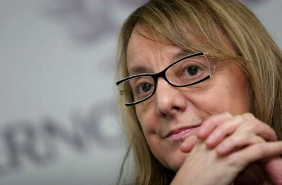 Alicia remarcó que Provincia sigue dependiendo del giro de fondos de Nación