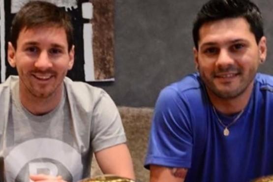 Detuvieron a un hermano de Lionel Messi