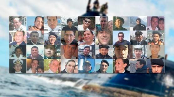 Convocan a un apagón por los 44 tripulantes del ARA San Juan