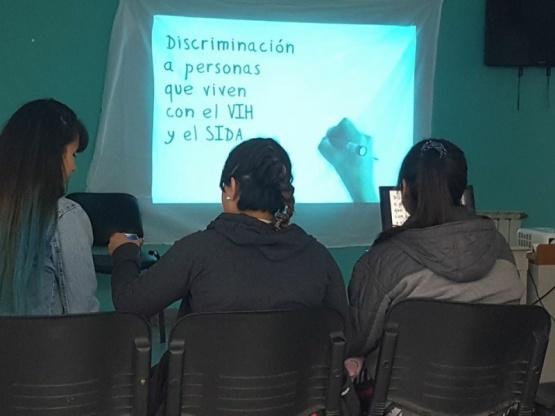 2000 testeos realizados en la provincia por el Día Mundial de la Lucha Contra el Sida