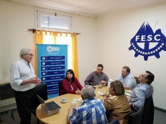 Federación Económica se suma a la preocupación por ampliación del Parque Patagonia