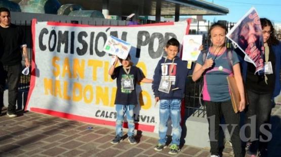Se manifestaron en El Gorosito contra la