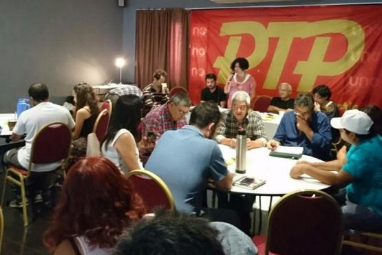 Se realizó plenario nacional del Partido del Trabajo y del Pueblo