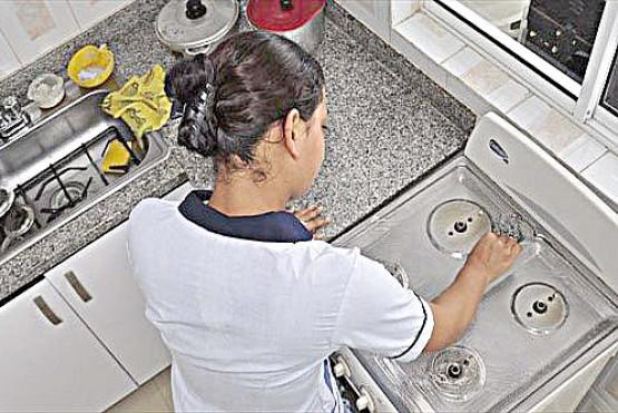 """""""Siempre fue muy difícil equiparar el sueldo de las trabajadoras domésticas"""""""