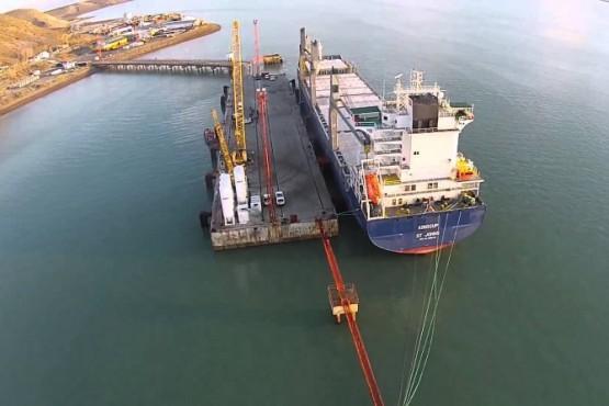 Importante inversión en infraestructura portuaria para Punta Quilla