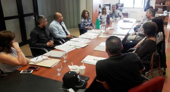 Delegados de la CPS participan de capacitación