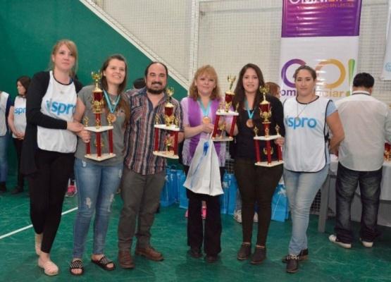 La copa ISPRO se organizó desde el sábado 25 de noviembre.