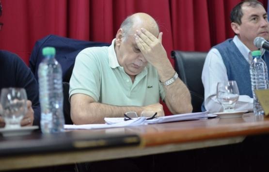 Giubetich adelantó que no tiene fecha ni medios para afrontar el aguinaldo
