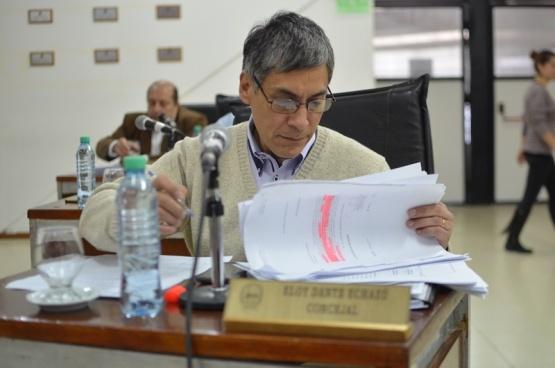 Eloy Echazú (Archivo)