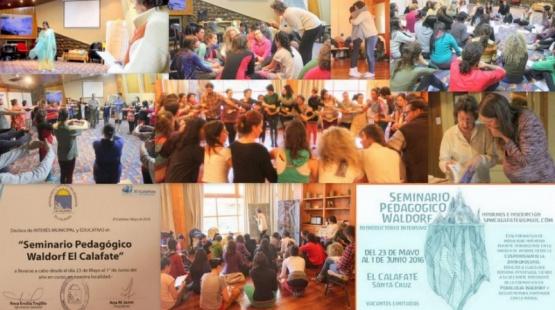 Invitan a participar del Encuentro Austral de Pedagogía Waldorf
