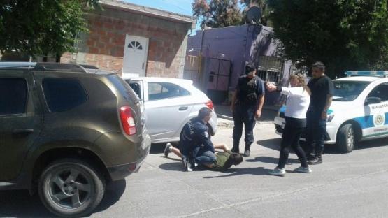 Detuvieron al presunto homicida de Gabino Bazán