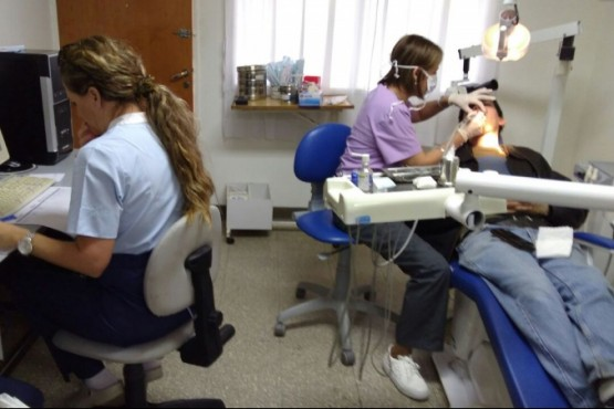 Realizaron controles para prevenir el cáncer bucal