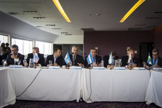 El encuentro se realizó en Paraná.