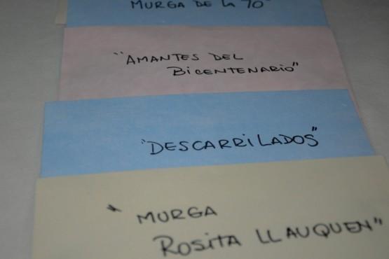 Entrega de premios a ganadores del Desfile de Carrozas y Comparsas