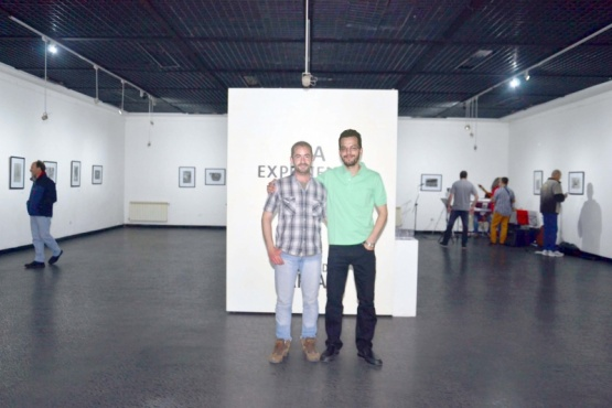 Ultima inauguración del año por parte del área de Artes Visuales (C.R)