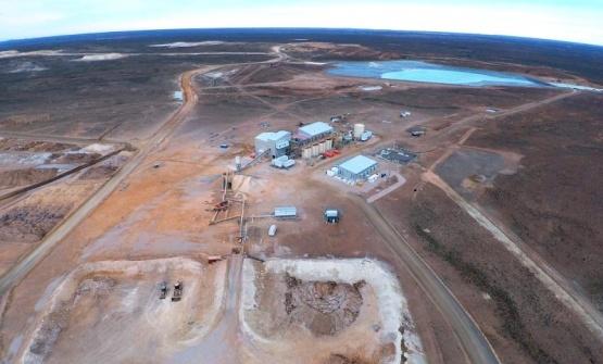 Minera San Nicolás inaugura proyecto minero en Santa Cruz