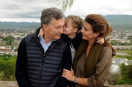Foto archivo Facebook Mauricio Macri