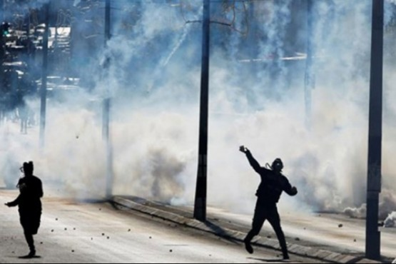 Dos palestinos muertos durante las protestas contra la decisión de Donald Trump