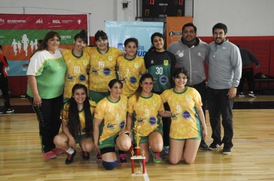 Diferentes actividades deportivas se llevan a cabo en el marco de la Copa Ciudad