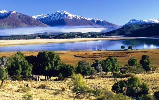 La extensión del parque podría extenderse desde la Ruta 40 al oeste hasta llegar a la frontera con Chile.