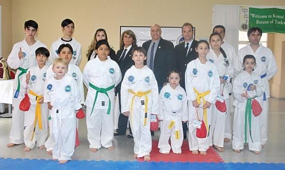 Sueño cumplido para el taekwondo