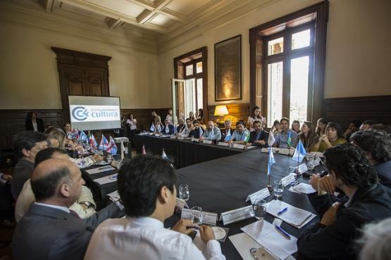 Santa Cruz participó de la Segunda Asamblea del Consejo Federal de Cultura