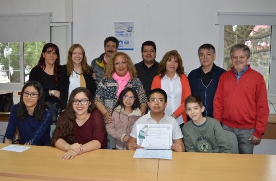 Reconocieron a participantes de la olimpiada nacional de matemáticas