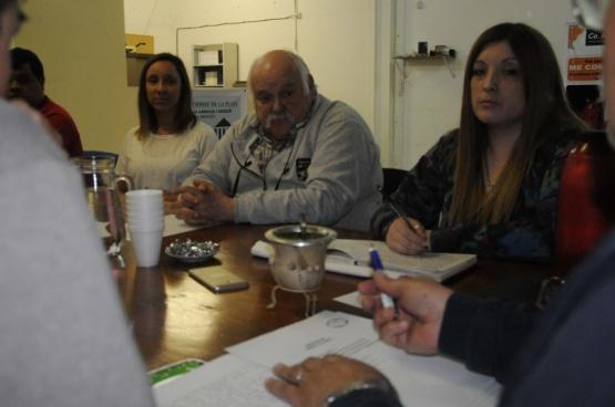 COMUDI se reunió con Piloñeta y planifican trabajos para 2018