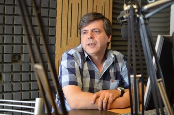 Leguizamón asumió la presidencia y criticó la gestión de Giubetich
