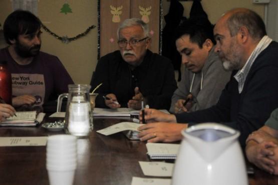 Piloñeta participó de la última sesión de COMUDI