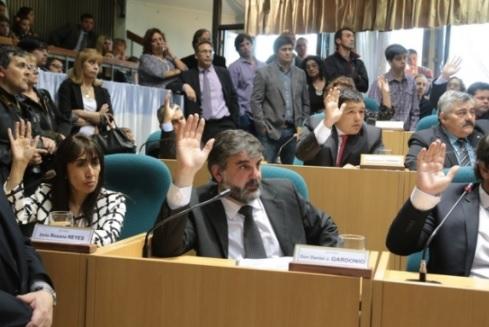 Mujeres radicales reclaman el cupo que dejó Reyes