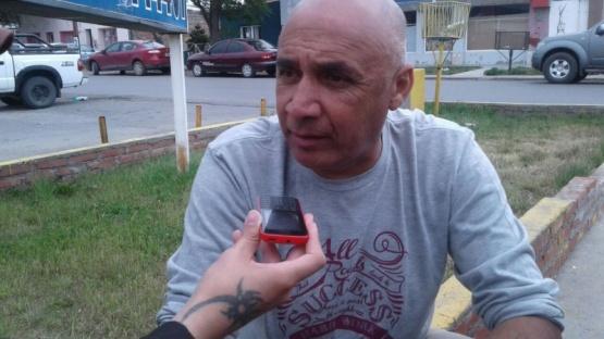 Juan Ojeda, referente de los taxistas.